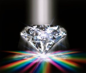 A diamond jewelry buyer and the 4 C's